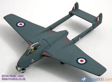 royal air force dh.100 vampire fb.mk.5 | model aircraft