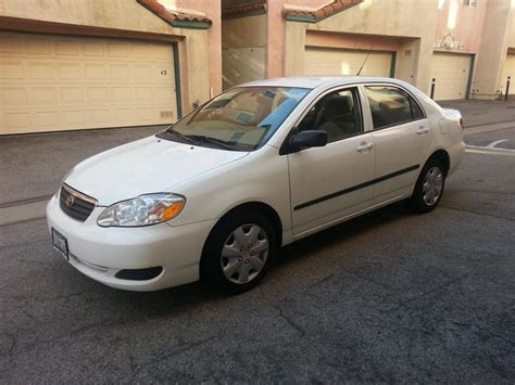 used toyota corolla for sale by owner used 2007 toyota corolla for sale by owner in sylmar ca 91342