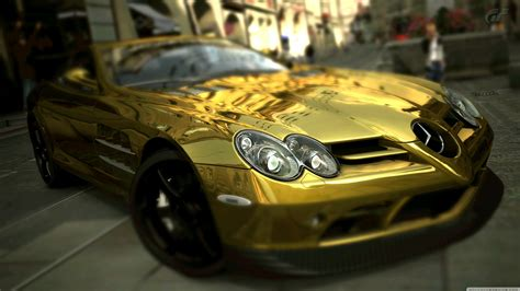 wallpaper of gold car gold mercedes benz wallpapers and images wallpapers