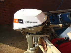1965 johnson 6hp outboard motor flickr photo sharing