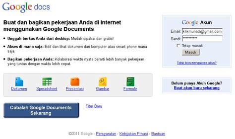 langkah langkah membuat google docs cara membuat tabel di blogger dengan google documents