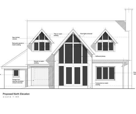 house plans uk dormer bungalow home design and style 16 best images about bungalow conversion on pinterest