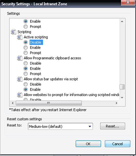 enable javascript bing images