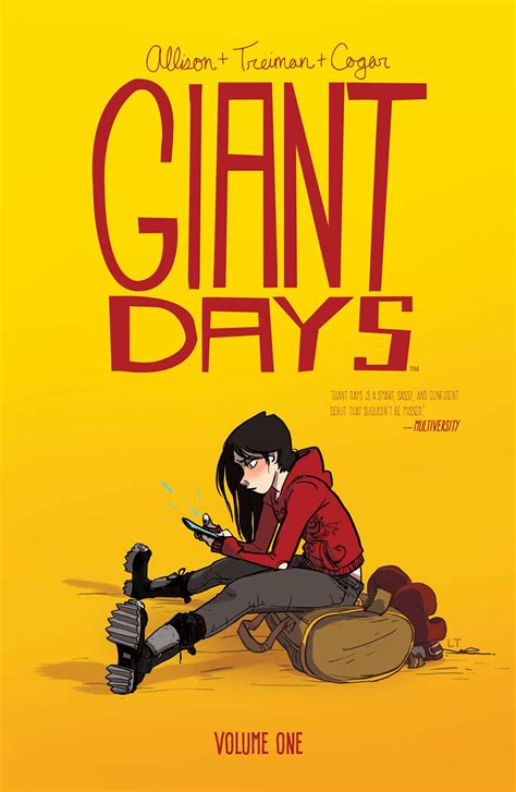 libro giant days volume 1 giant days vol 1 book by john allison whitney cogar