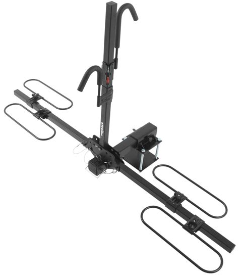 Swagman Rv Bumper Bike Rack by Swagman Platform Style 2 Bike Rack For 2 Quot Hitches Or Rv
