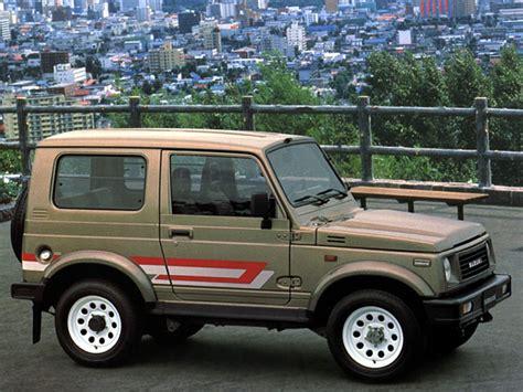 Suzuki Sj 40 Suzuki Samurai Metal Top De Luxe 1988 Parts Specs