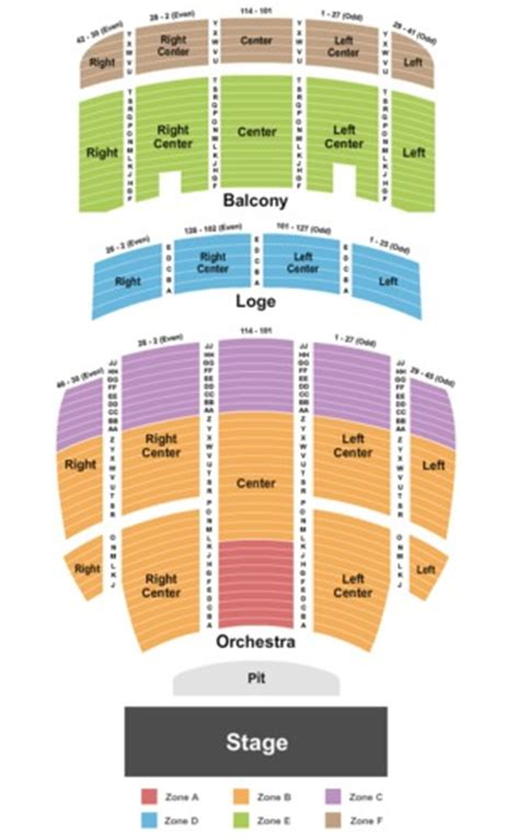 stanley theater utica ny seating chart stanley theatre tickets and stanley theatre seating charts