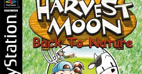 Bibit Harvest Moon Back To Nature harvest moon back to nature indonesia ps 1 for pc