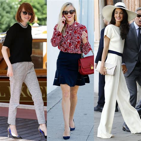 celebrity style modest celebrity fashion popsugar fashion