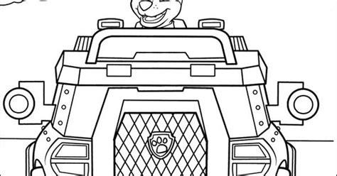 Schleife Für Auto by Paw Patrol Ausmalbilder Autos Ausmalbilder Bilder