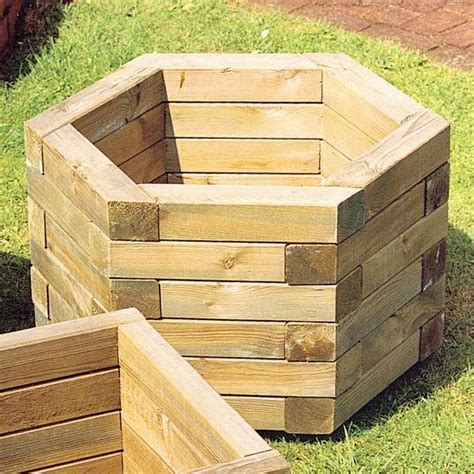Wooden Planters by 1000 Images About Patio Planter On Shrubs