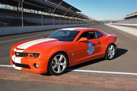 Ss Camaro Top Speed by 2010 Chevrolet Camaro Ss Indianapolis 500 Pace Car Review