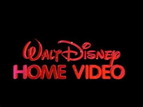 1986 walt disney home video logo aka youtube walt disney home video 1986 remake version 2 youtube
