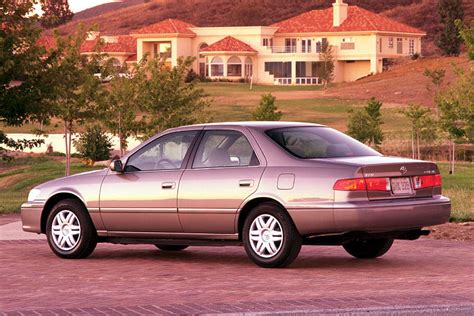 2000 Toyota Camry Specs 2000 Toyota Camry Reviews Specs And Prices Cars