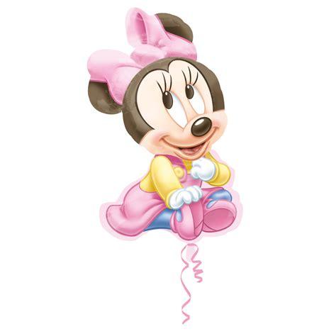 small minnie mouse baby minnie jumbo foil balloon