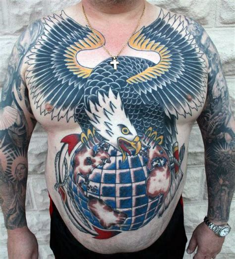 tattoo shops in eagle pass tx eagle globe and anchor chest tattoo www pixshark com