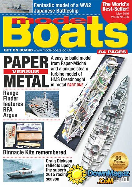 model boat magazine download model boats may 2016 187 download pdf magazines