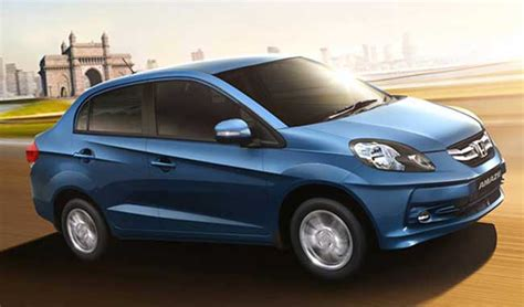 honda amaze discount offers diwali 2015 special offers from car manufacturers ndtv