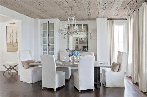 Beige Dining Room White And Beige Dining Room With China Cabinet Country Dining Room