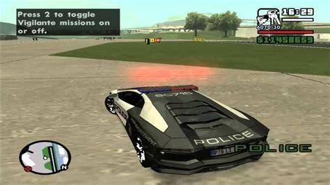 Gta San Andreas Lamborghini Mod Gta San Andreas Car Mod Lamborghini Aventador Lp700 4