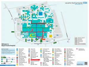 hospital maps and floor plans
