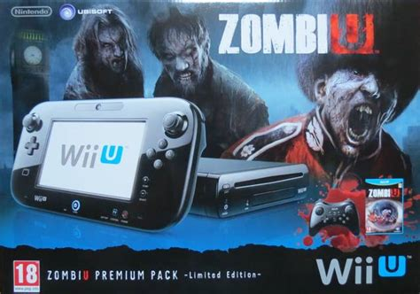 vendo wii u premium zombiu zombiu box for wii u gamefaqs