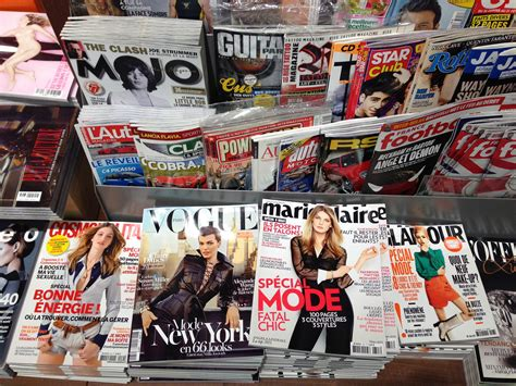 Magazine Gain Weight by Why Your Choice Of Magazine Can Cause You To Gain Weight