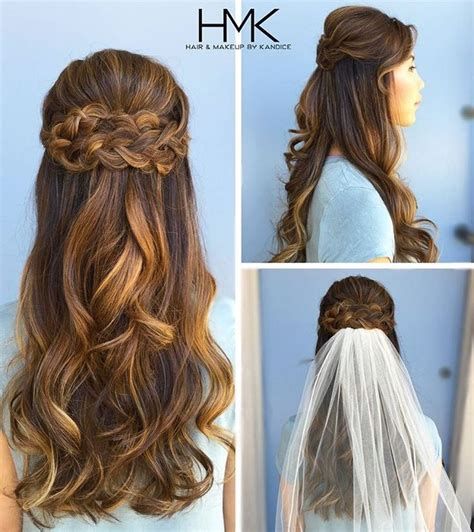 hairstyles for an evening wedding 25 best ideas about braids and curls on pinterest grad