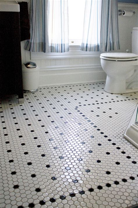 Mosaic Bathroom Floor Tile Ideas by Style Spotlight Octagon Mosaic Floor Tile A Classic Look