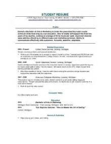 college undergraduate resume format resume for college undergraduate sample - Undergraduate Resume Format