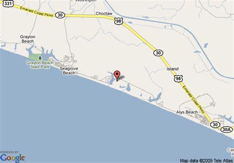 where is santa rosa florida on a map resortquest dunes of seagrove santa rosa deals