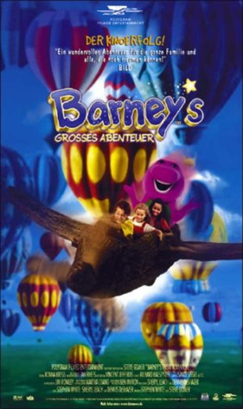 tom arnold beats up barney watch barney s great adventure on netflix today