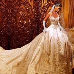 luxury ball gown wedding dresses halter cathedral