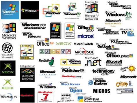 product logo images microsoft s product vector logos free vector graphics