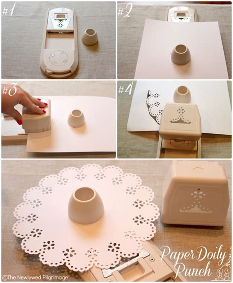 How To Make Paper Doilies - paper doily placemats place setting and invitation