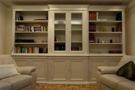 librerie di legno librerie in legno su misura librerie artigianali legnoeoltre