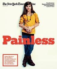 ashlyn blocker the girl who feels no pain nytimes ashlyn blocker the girl who feels no pain nytimes com