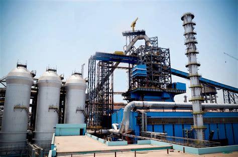 Steel Plant Bhilai Gas Leakage Six Killed 30 Injured As
