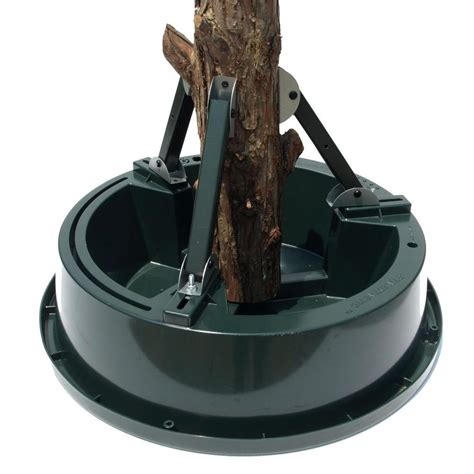 standtastic plastic heavy duty christmas tree stand for