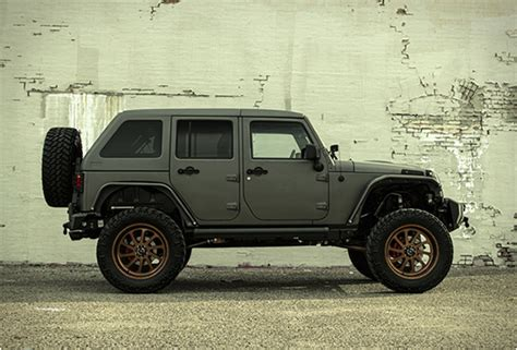 jeep nighthawk jeep wrangler nighthawk by starwood motors
