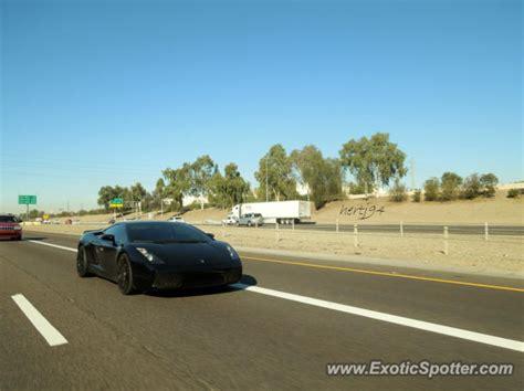 Lamborghini Az Lamborghini Gallardo Spotted In Arizona On 01 21 2013
