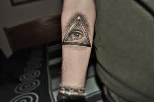 triangle tattoos designs and ideas page 15