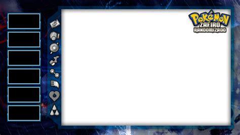 gameboy layout layout pokemon zafiro randomizado by doompk on deviantart