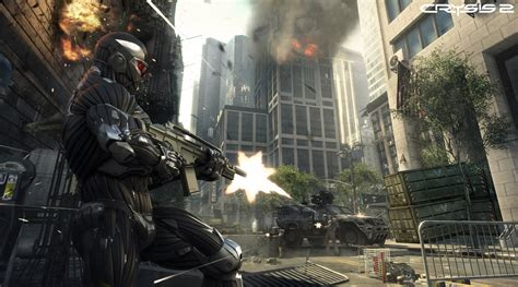wallpaper game crysis wallpaper city crysis 2 game high definition computer