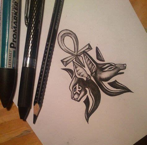 anubis bastet egyptian tattoo design bastet anubis tattoos tatting and