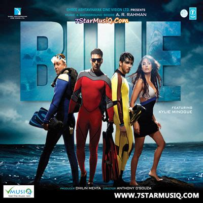 film blue film songs blue 2009 hindi movie cd rip 320kbps mp3 songs music by