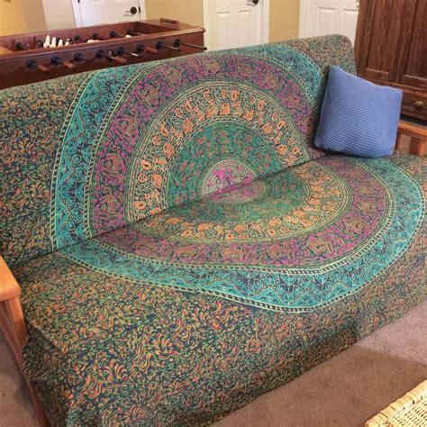 colorful futon covers 1000 ideas about bohemian dorm on pinterest bohemian