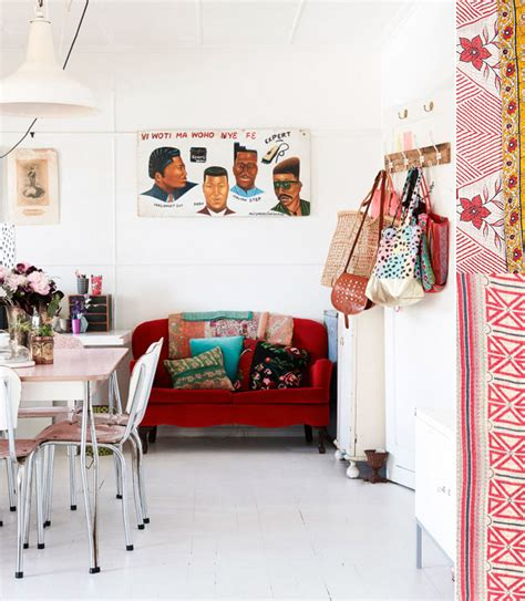 eclectic look eclectic style lanalou style