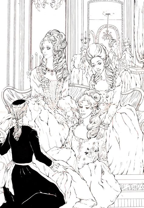 versailles no bara versailles no bara m a by saina6 on deviantart