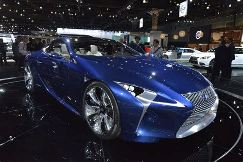 lexus lf lc black tuning concepts bmw e92 in stunning transformation